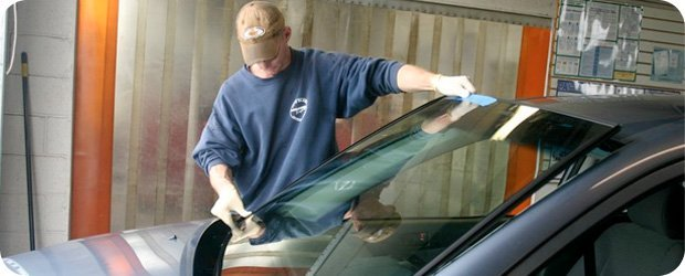 Plate Glass - Traverse City, MI - Burley's Glass Services, Inc. - Windshield Installation