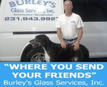 Auto Glass - Traverse City, MI - Burley's Glass Services, Inc. - Glass Replacement