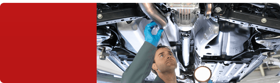 Male Auto Mechanic Maintenance