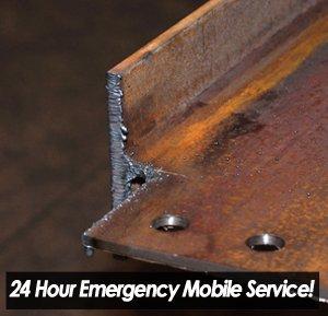 Aluminum - Fairfax, VA - Kevin's Welding - welding - 24 Hour Emergency Mobile Service!
