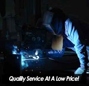 Welding - Fairfax, VA - Kevin's Welding - welding - Quality Service at a low Price!