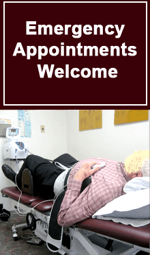 Chiropractic Clinic - Washington, MO - Fischer Chiropractic