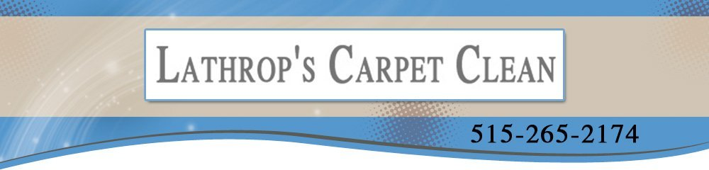 Carpet Cleaning  Des Moines, IA - Lathrop's Carpet Clean
