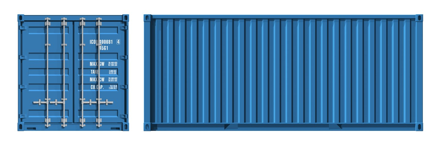 Mobile storage container