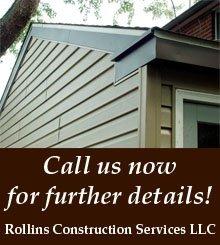 Construction - Dixon, MO - Rollins Construction Services LLC