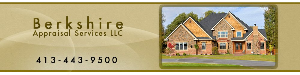 Certified Appraiser Pittsfield, MA - Berkshire Appraisal Services LLC
