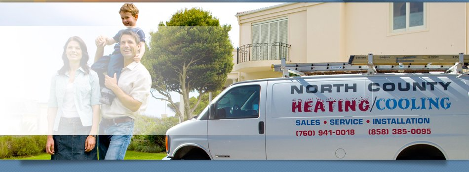 air conditioner repairs | Vista, CA | North County Heating & Cooling | 760-941-0018