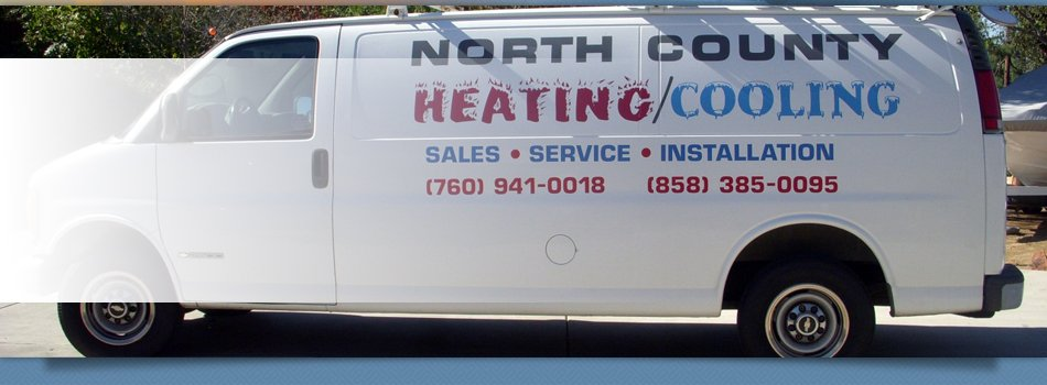 HVAC | Vista, CA | North County Heating & Cooling | 760-941-0018