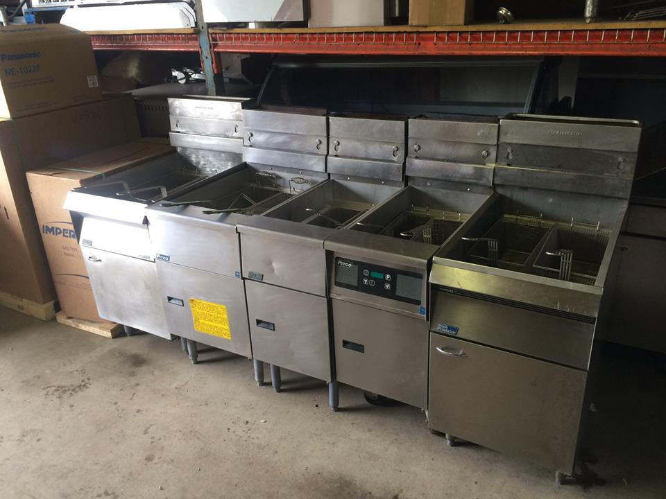 AA Food Service Equipment | Kitchen Equipment East Freetown