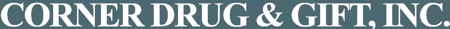 Corner Drug & Gift, Inc. - logo