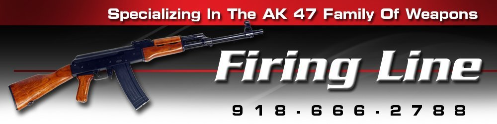 AK 47, Firearms, and Gunsmithing Wyandotte, OK - Firing Line