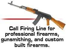 AK 47, Firearms, and Gunsmithing Wyandotte, OK - Firing Line