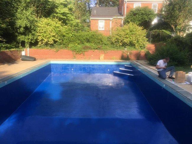 Pool Reglazing