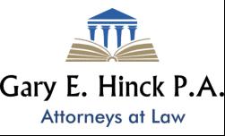 Gary E Hinck PA - Logo