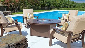 Relax With Our Patio Furniture And Fire Pits