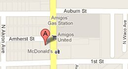 Rivera Diego, M.D. 111 North University Avenue, Lubbock, TX 79415
