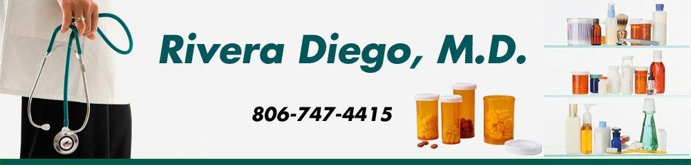 Doctors - Lubbock, TX - Rivera Diego, M.D.