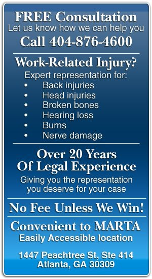 Workers' Compensation - Decatur, GA - Jeffrey M. Flynn, P.C. Attorney At Law