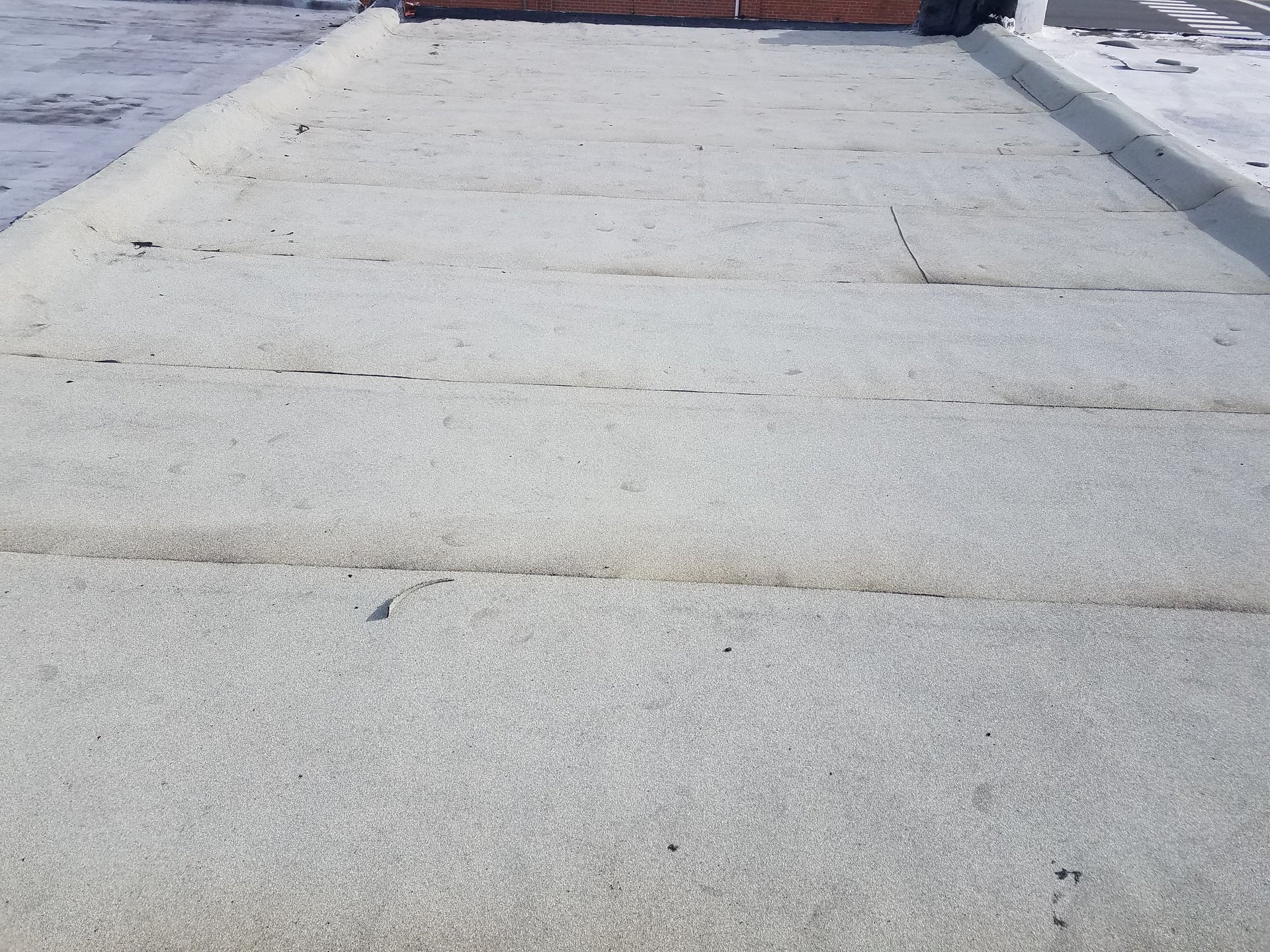 Sample project roofing company - flatroofs