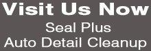 Seal Plus Auto Detail Cleanup