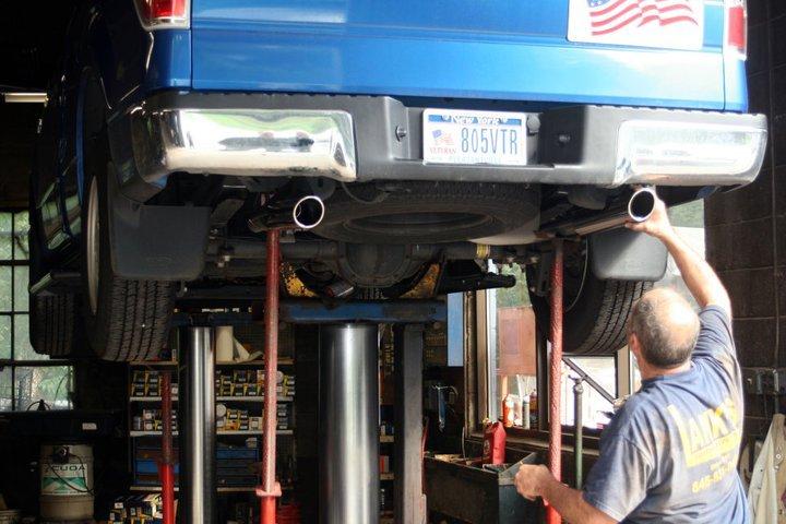 Exhaust Repair
