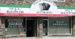 Italo-American Accordion Manufacturing Company Building