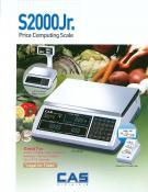 S 2000 Jr. Deli Scales