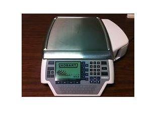 Hobart Quantum Label Printing Scales