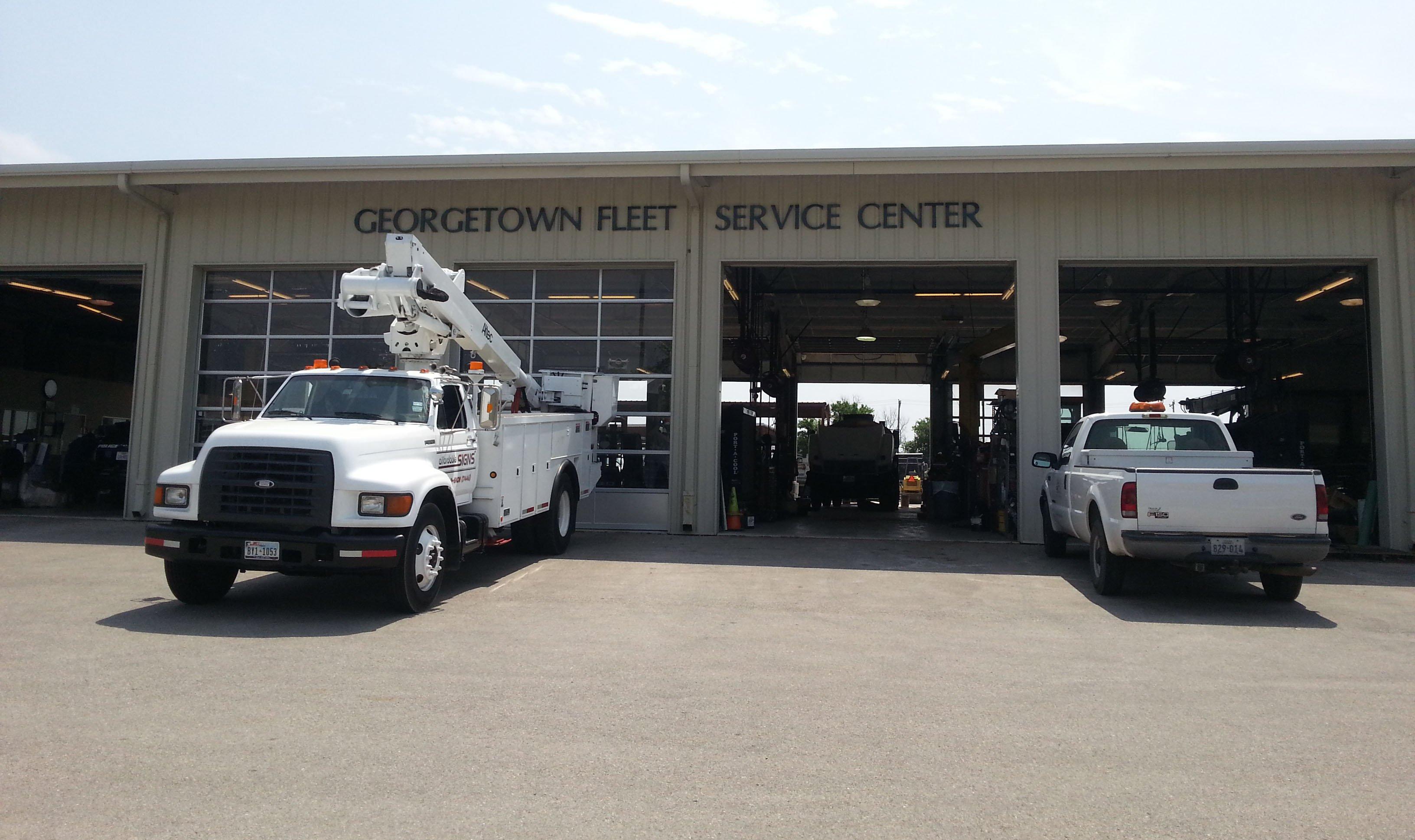 Georgetown Fleet Service Center