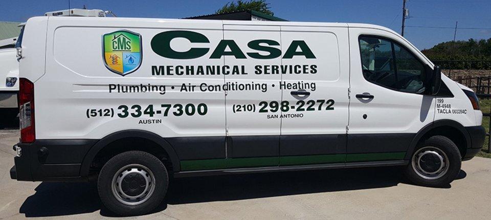 CASA - Fleet Graphics
