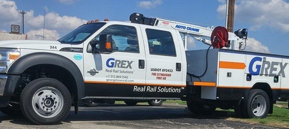 GREX - Fleet Graphics