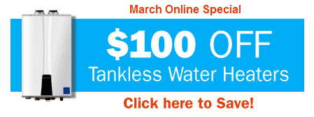 $100 Tankless Water Heaters