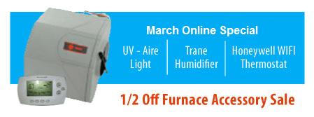 1/2 OFF Furnace Accessories