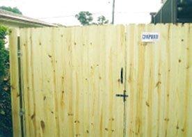 Port Saint Lucie, FL - Fence Contractor - Chapman Fence, Inc.