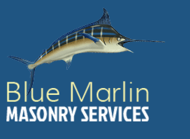 Blue Marlin Masonry Services logo