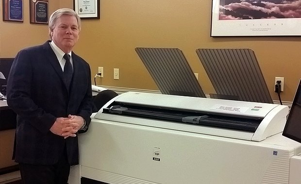 Owner/President Rick | Lafayette, LA | Digitech Office Machines | 337-235-4722