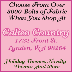 Quilting Fabrics - Lynden, WA - Calico Country