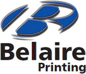Belaire Printing - Logo
