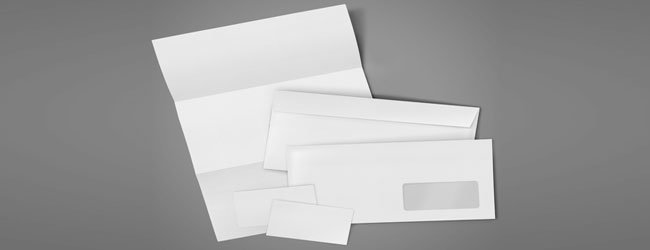 Letterhead, Business Card And Envelops