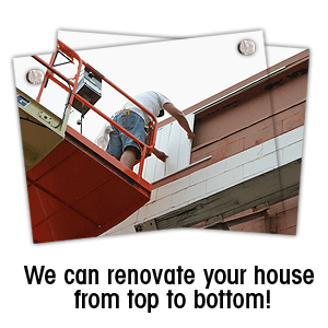Siding Contractor - New London, CT  - Ericsen Contracting LLC - We can renovate your house from top to bottom!
