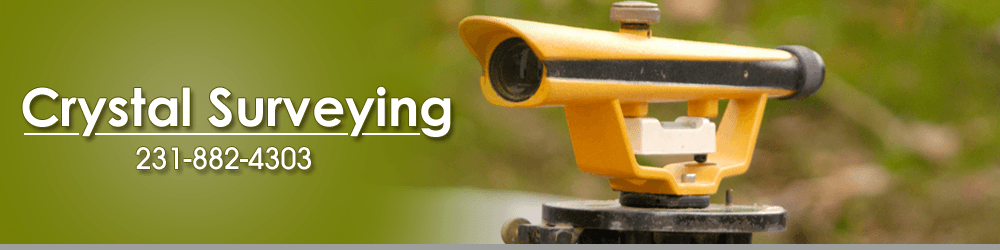 Land Surveyors - Beulah, MI - Crystal Surveying
