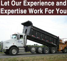Bowling Green, OH - Excavating And Trucking Services - Eric Palmer Trucking & Excavating LTD