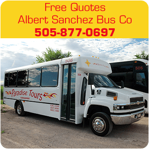 buses rental - Albuquerque, NM - Albert Sanchez Bus Co - Free Quotes Albert Sanchez Bus Co 505-877-0697