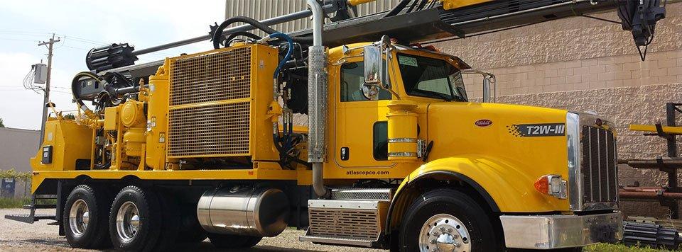 Well truck