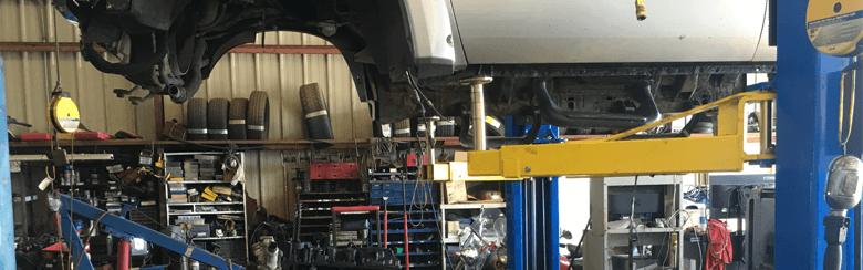 Truck repair