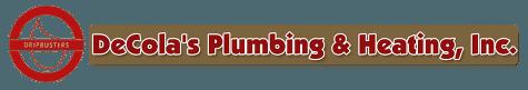 DeCola's Plumbing & Heating Inc.-Logo