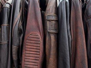 Leather jackets