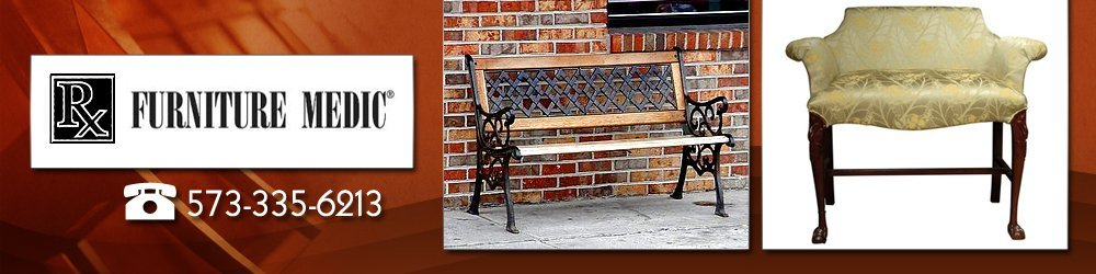 Furniture Repair - Cape Girardeau, MO - Furniture Medic By Wicks