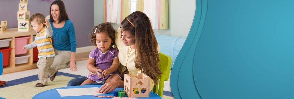 Children in educational child care