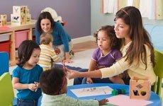 Award winning child care program